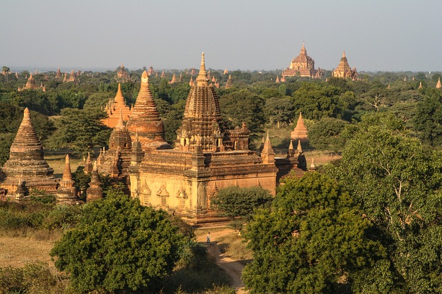 Foto aus Myanmar